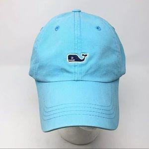 Vinyard Vines Whale Logo Baseball Cap Hat